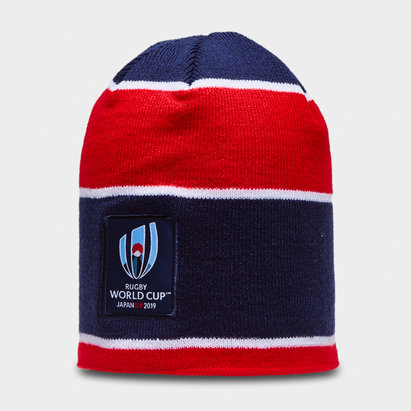 RWC 2019 Striped Beanie