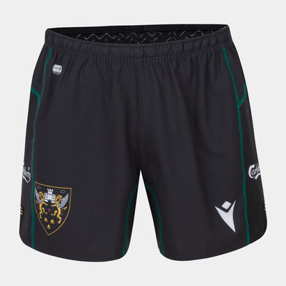 Macron Northampton Saints 2019/20 Home Rugby Shorts