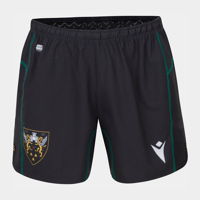 Macron Northampton Saints 2019/20 Kids Home Rugby Shorts