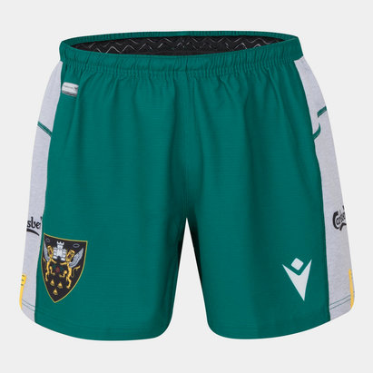 Macron Northampton Saints 2019/20 Alternate Rugby Shorts