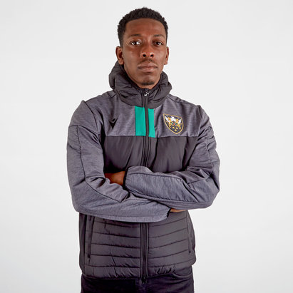 Macron Northampton Saints 2019/20 Padded Anthem Jacket