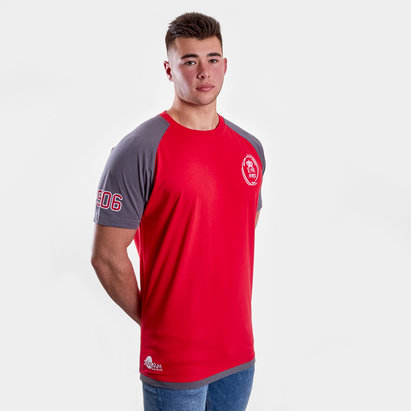 Samurai Army Rugby Union 2019 Signature Rugby T-Shirt