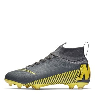 Nike Mercurial Superfly Academy DF FG Football Boots Junior Boys