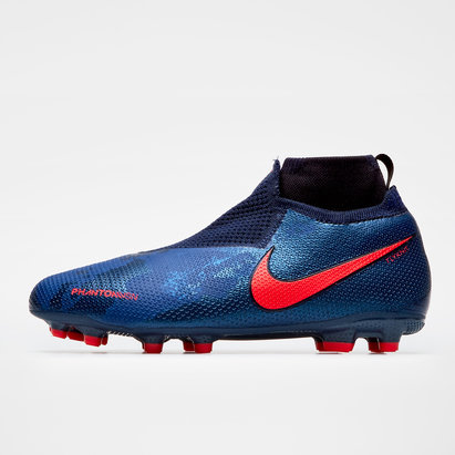 Nike Phantom Vision Kids Elite D-Fit MG/FG Football Boots