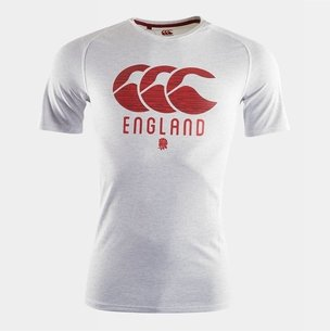 Canterbury England Graphic Rugby T-Shirt