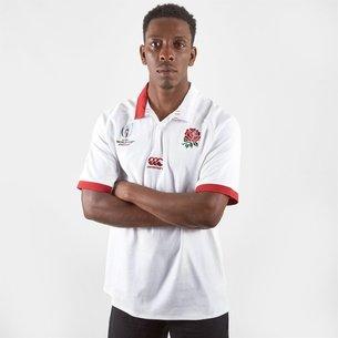Canterbury England RWC 2019 Home Classic S/S Shirt