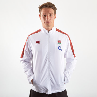 Canterbury England 2019/20 Players Anthem Rugby Jacket