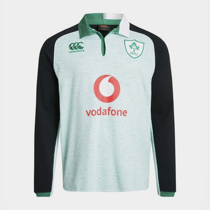 Canterbury Ireland Alternate Long Sleeve Classic Shirt 2019 2020