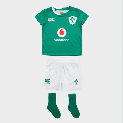 Canterbury Ireland IRFU 2019/20 Home Infant Rugby Kit