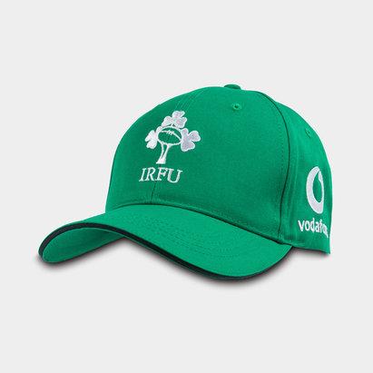 Canterbury Ireland IRFU 2019/20 Cotton Rugby Cap