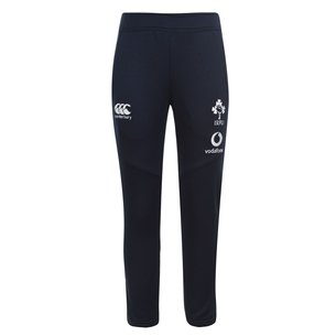 Canterbury Ireland IRFU 2019/20 Kids Poly Knit Rugby Pants