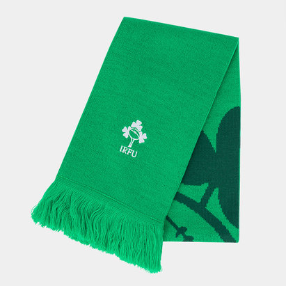 Canterbury Ireland IRFU 2019/20 Supporters Rugby Scarf