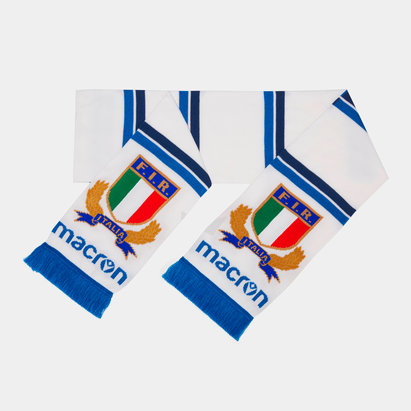Macron Italy 2019/20 Supporters Rugby Scarf