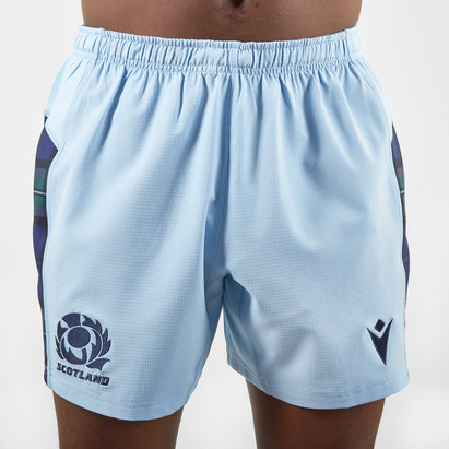 Macron Scotland 2019/20 Alternate Players Rugby Shorts