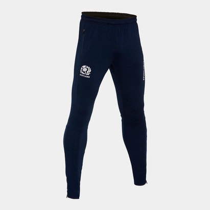 Macron Scotland 2019/20 Players Rugby Training Track Pants