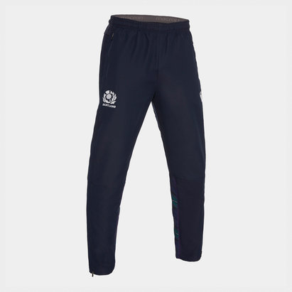 Macron Scotland 2019/20 Players Travel Rugby Pants