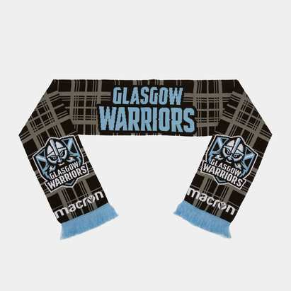 Macron Glasgow Warriors 2019/20 Supporters Scarf