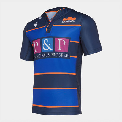 Macron Edinburgh 2019/20 Players S/S Training Shirt