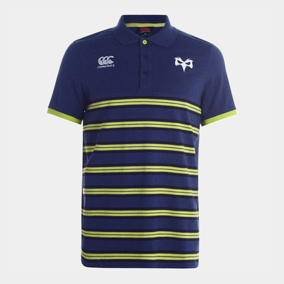 Canterbury Ospreys 2019/20 Cotton Polo Shirt