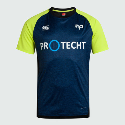 Canterbury Ospreys 2019/20 Players Rugby Training T-Shirt