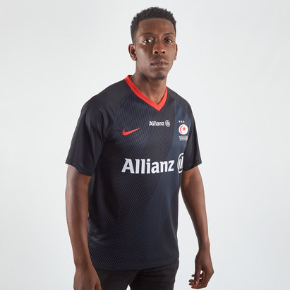 Nike Saracens 2019/20 Home Replica Shirt