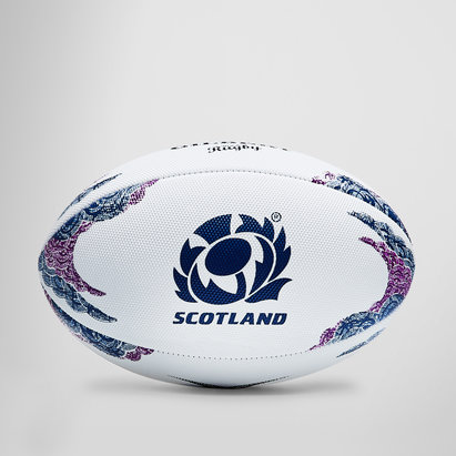 Gilbert Scotland Supporters Beach Rugby Ball