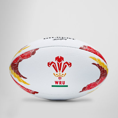 Gilbert Wales Supporters Beach Rugby Ball