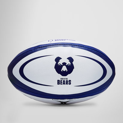 Gilbert Bristol Replica Rugby Ball