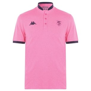 Kappa Stade Francais 2019/20 Off Field Polo Shirt