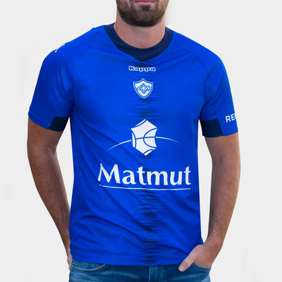 Kappa Castres 2019/20 Home Replica Shirt