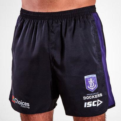 ISC Fremantle Dockers 2019 AFL Players Training Shorts