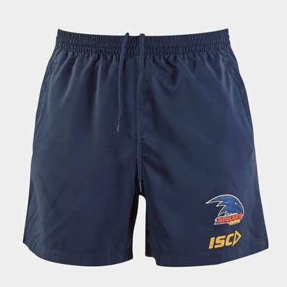 ISC Adelaide Crows 2019 AFL Players Training Shorts