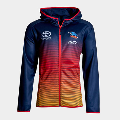 ISC Adelaide Crows 2019 AFL Players Hooded Sweat