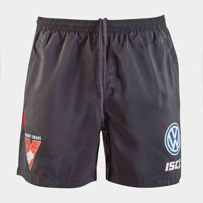ISC Sydney Swans 2019 AFL Players Training Shorts