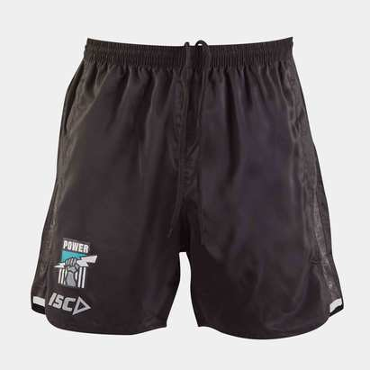 ISC Port Adelaide Power 2019 AFL Players Training Shorts