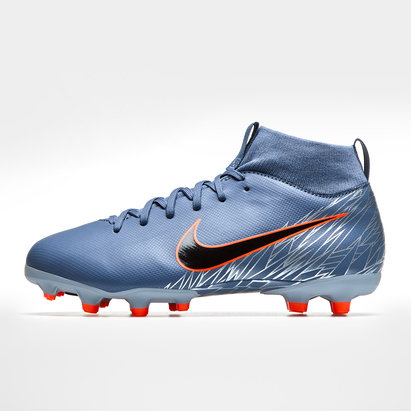 1ca132763 Nike Mercurial Superfly VI Kids Academy FG MG Football Boots