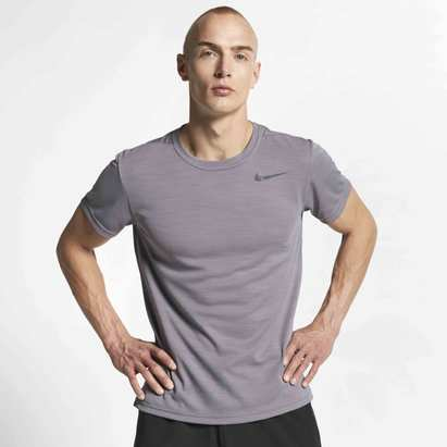 Nike Superset Short Sleeve T Shirt Mens