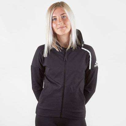 adidas Ladies ZNE Hooded Sweat