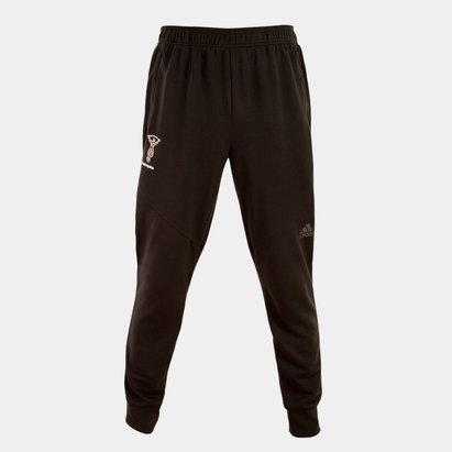 adidas Harlequins 2018/19 Players Slim Rugby Pants