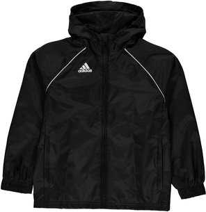 adidas Harlequins 2018/19 Kids All Weather Rugby Jacket