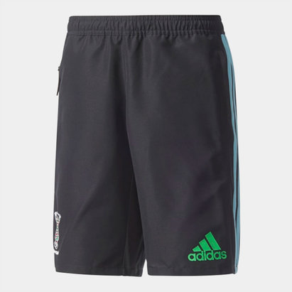 adidas Harlequins 2018/19 Kids Rugby Training Shorts