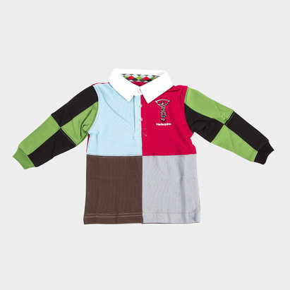 Harlequins 2018/19 Retro Infant Shirt