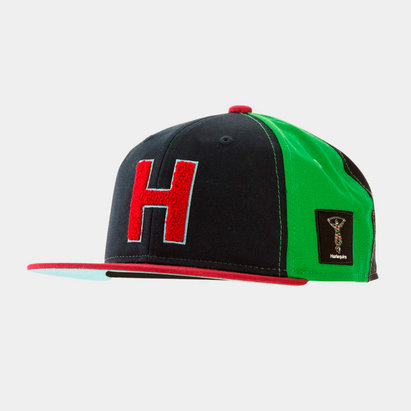 Harlequins Kids Quartered Rugby Snapback