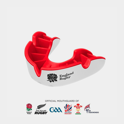 Opro Self Fit Silver Level Mouth Guard