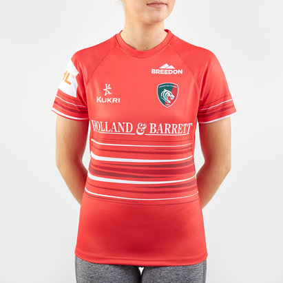 Kukri Leicester Tigers 2019/20 Alternate Ladies Replica Shirt