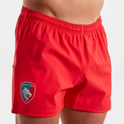 Kukri Leicester Tigers 2019/20 Alternate Rugby Shorts