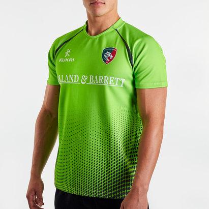 Kukri Leicester Tigers 2019/20 Players Training Shirt