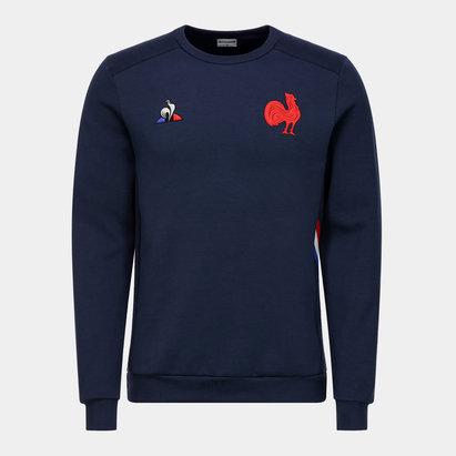 Le Coq Sportif France 2019/20 Presentation Rugby Sweatshirt