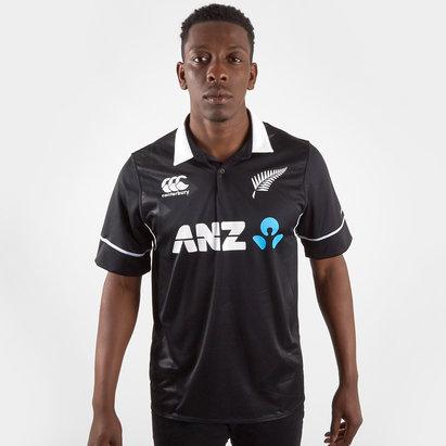 Canterbury New Zealand Cricket Shirt Mens