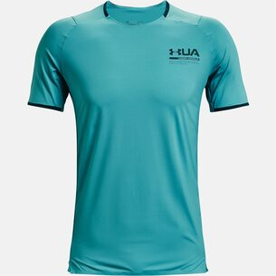 Under Armour Iso Chill Perforated Short Sleeve T Shirt Mens